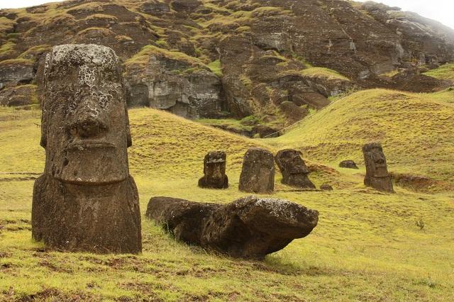 Easter Island 19 R